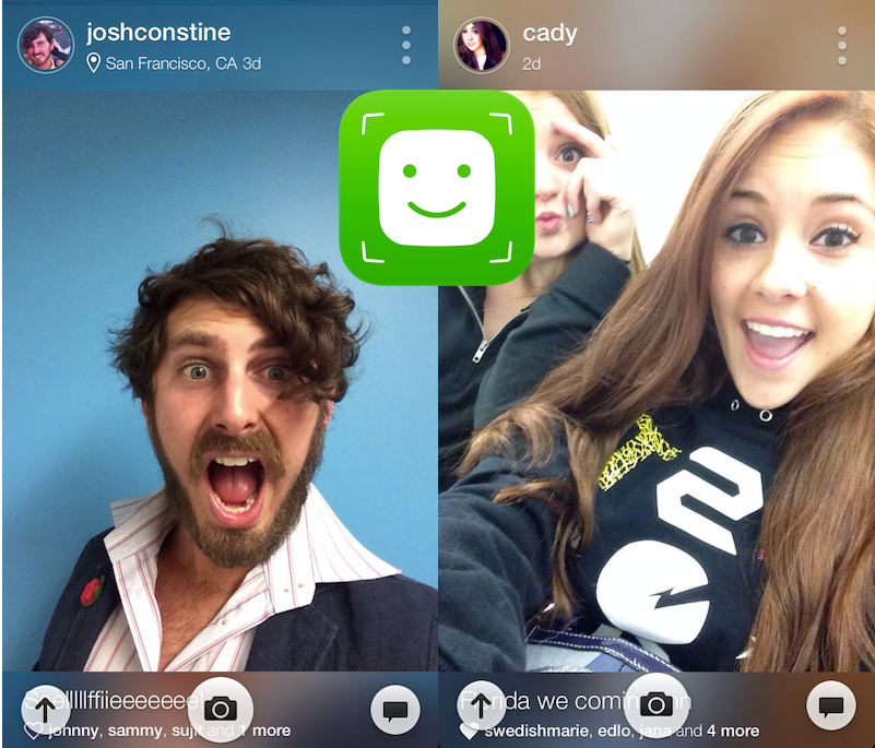 iPhone Apps to Make Selfies and Share