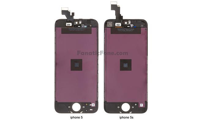 iPhone Low Cost Appears Next to a Purple iPhone 5