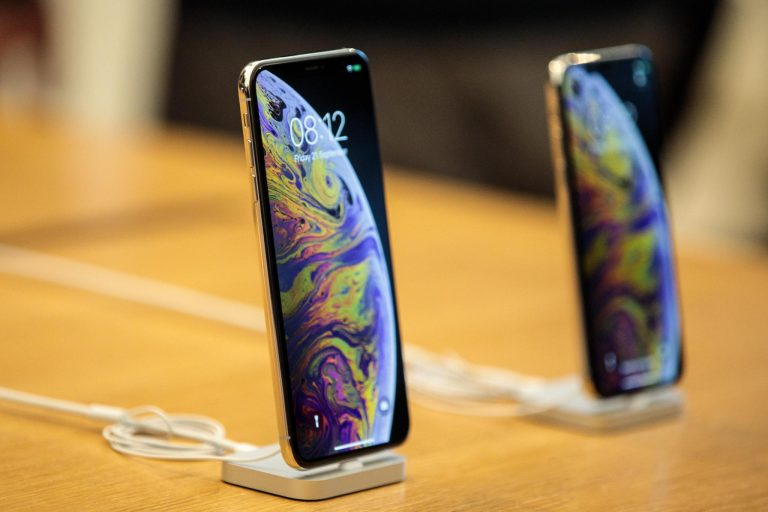 iPhone XS Max and Intel modem perform at Qualcomm's level