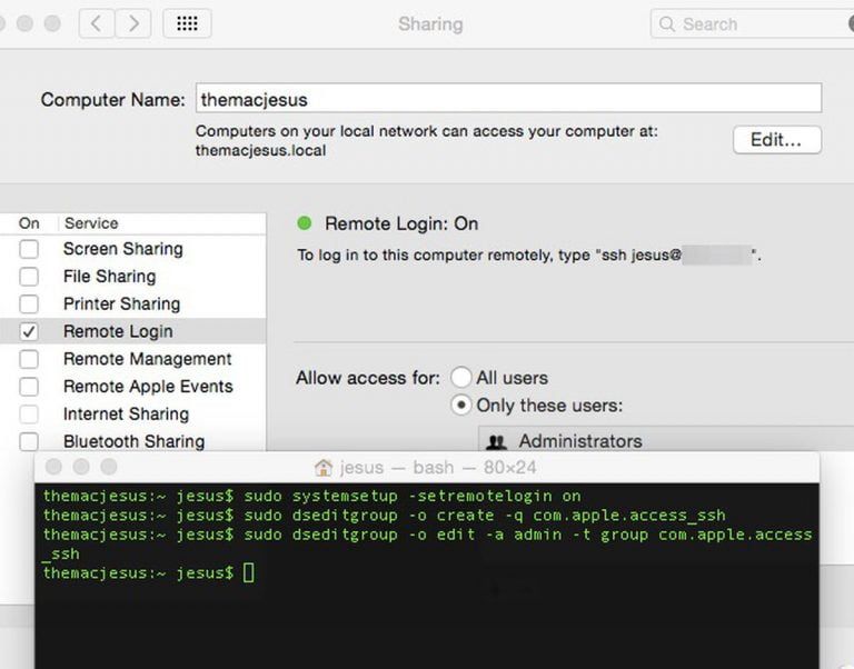 Learn how to activate your Mac's secret settings from the terminal
