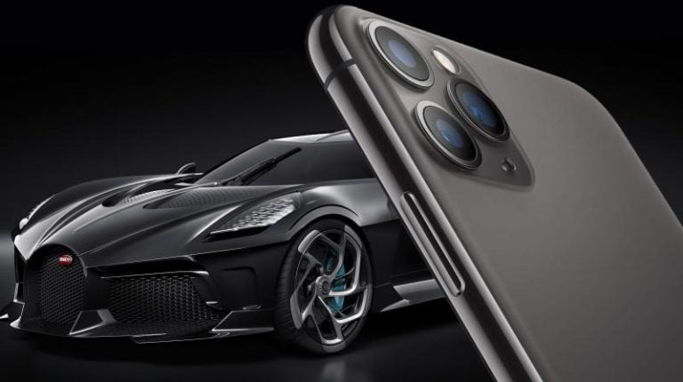 Luxury Cars on iPad with the SM Supercars HD App