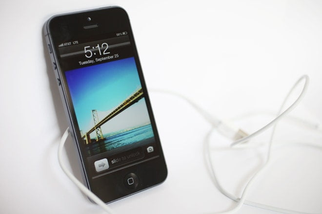 New iPhone 5 May Feature Apple's A6 Processor