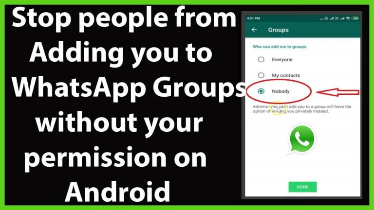 Now you can get everyone you want into your WhatsApp groups