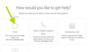 Now you can talk to Apple Support from iMessage