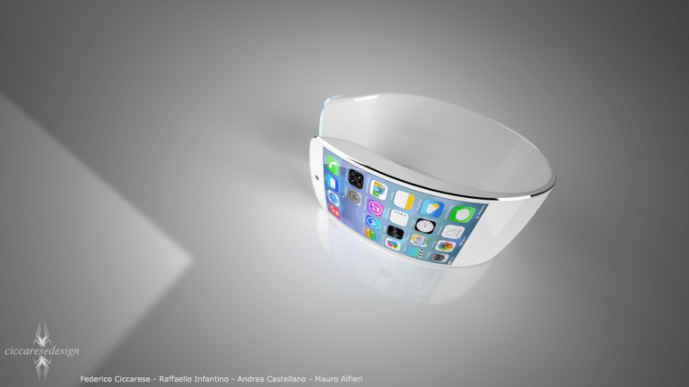 Possible Apple Smartwatch OS Concept