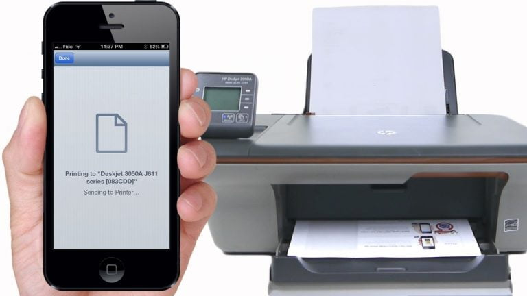 Printing Documents with or without AirPrint on iPad