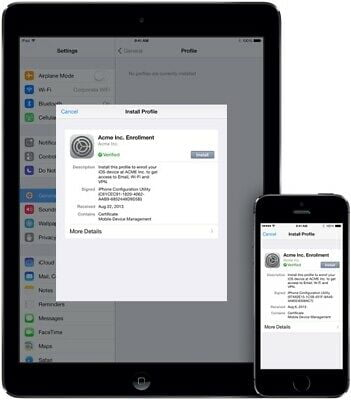 Removing Apps that Lock Up While Updating on iPhone and iPad
