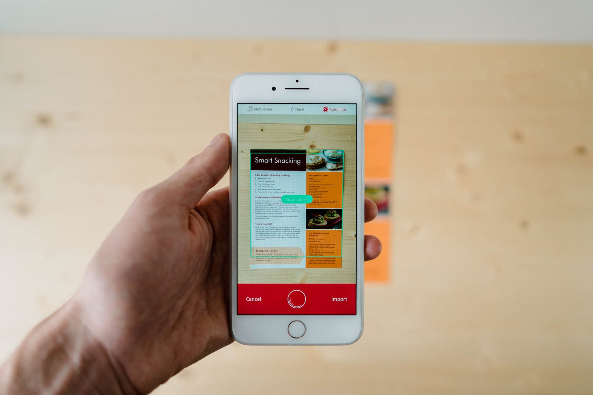 Scan your Documents and Photos with the Best Apps on your iPhone or iPad