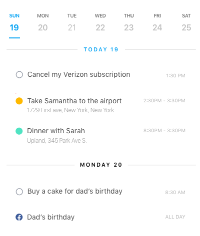 Sharing Tasks in iOS 8 with Family