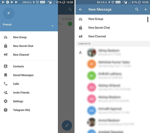Some Alternative Apps to WhatsApp After Being Purchased by Facebook