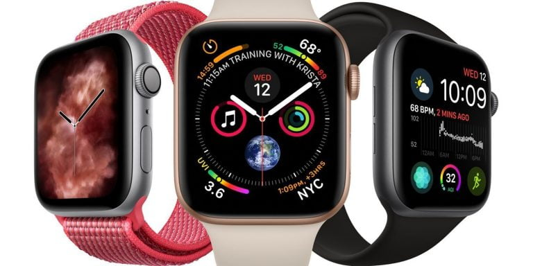 Some Apple Watch Series 3 models are being replaced by Series 4 in the Apple Store
