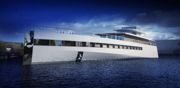 Steve Jobs' El Yate Is Listed for Sailing