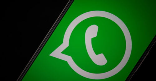 That's how easy it is to hijack a WhatsApp account