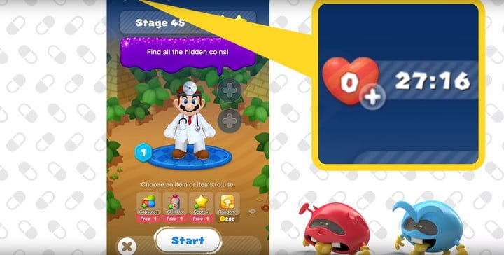 That's the multiplayer mode of Dr. Mario, the new Nintendo game coming to your iPhone soon