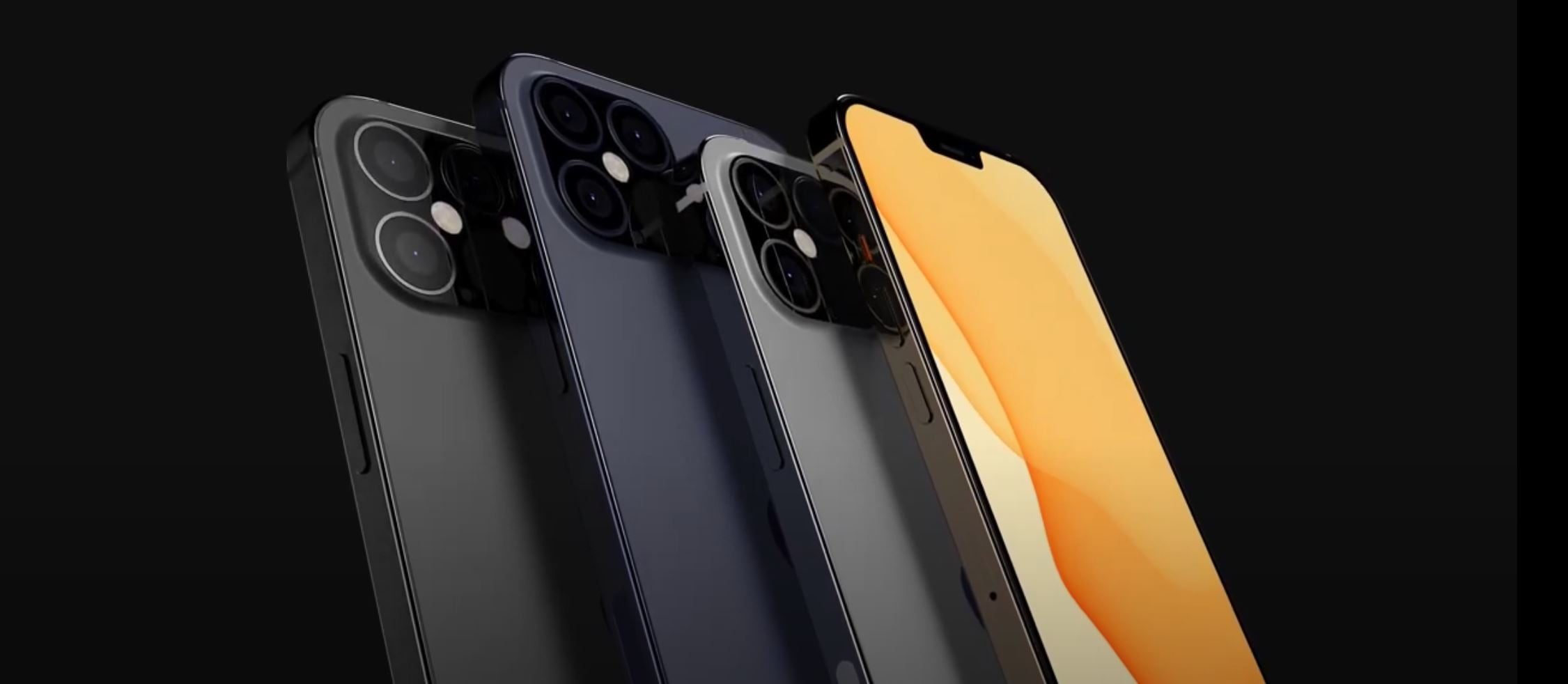 The 6.7-inch iPhone 12 Pro Max may be delayed until October