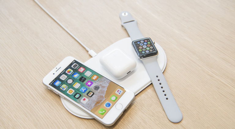 The AirPower is already a year behind, and Apple says nothing