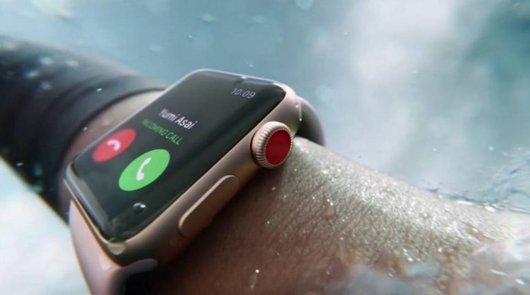 The Apple Watch saves the life of another man with serious heart problems