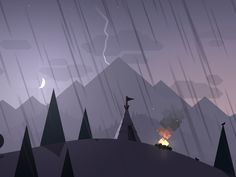 The brilliant game Alto's Odyssey is now available in macOS