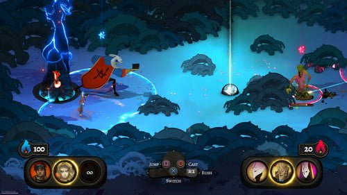 The classic indie game Journey arrives on the App Store