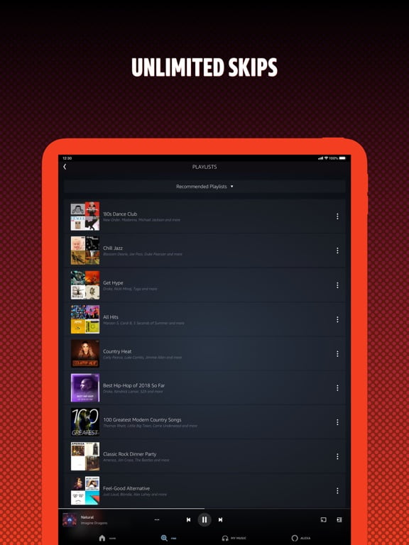 The iPad has become the perfect tool for listening to music