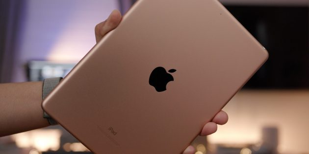"The iPad Mini could be the ""first"" product of the new Apple"