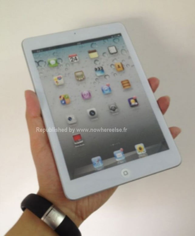 The iPhone 5 and the iPad mini could be presented at different events