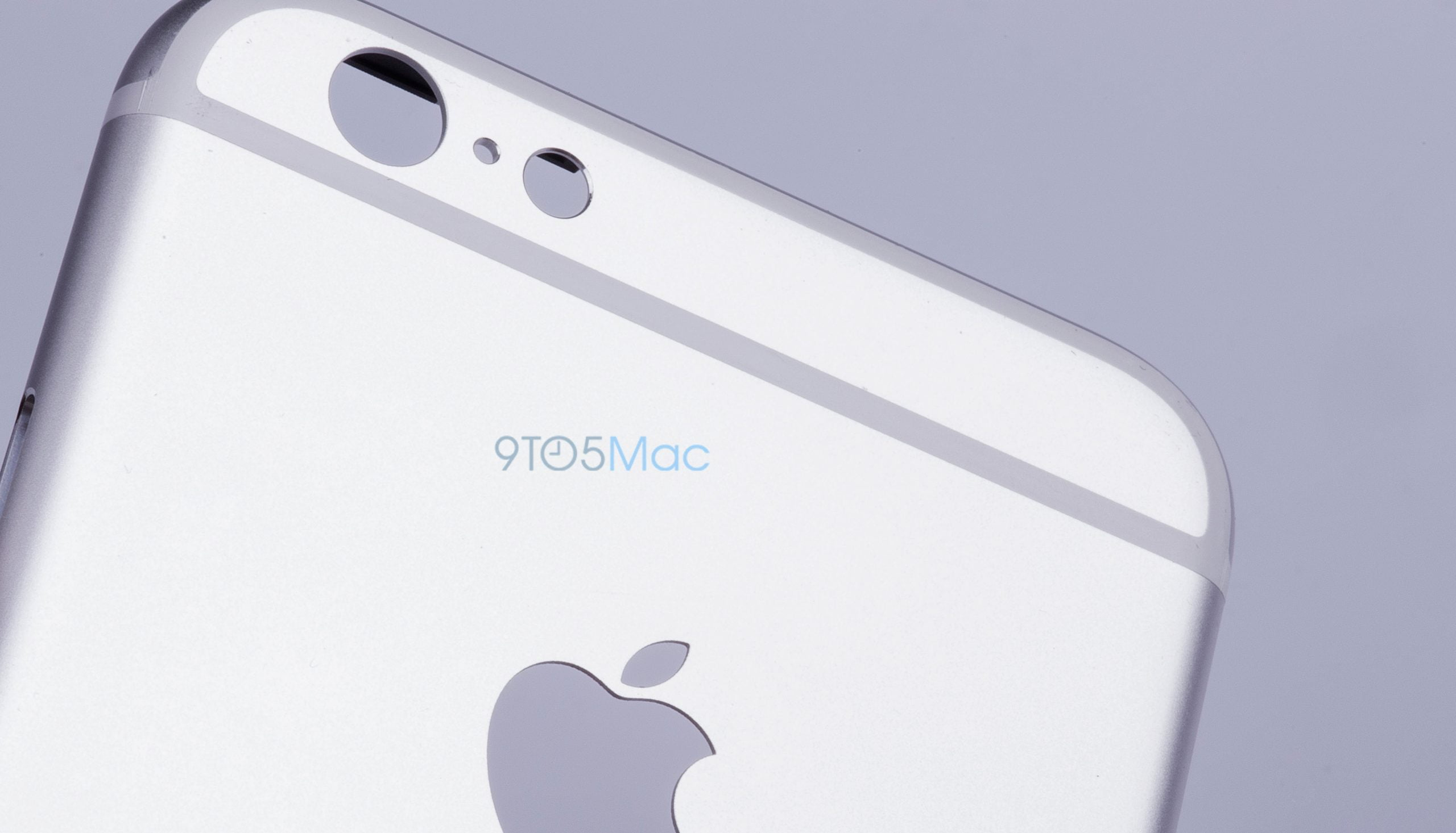 The iPhone 6 would carry an 8 Megapixel Camera with Big Improvements