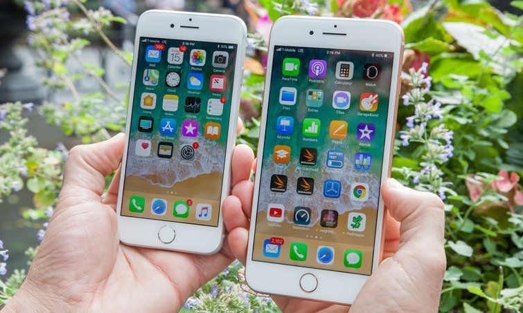 The iPhone SE has a Premium Battery