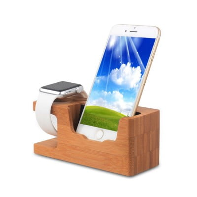 the iPhone X, iPhone 8 and Apple Watch 3 charging dock