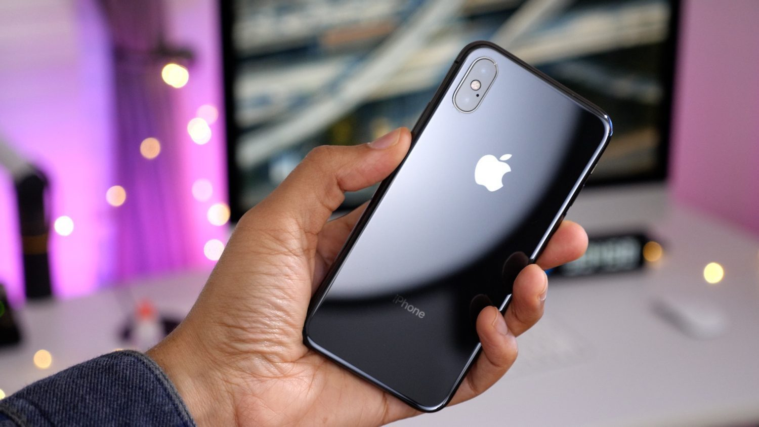 The iPhone X is dead, or so they say.