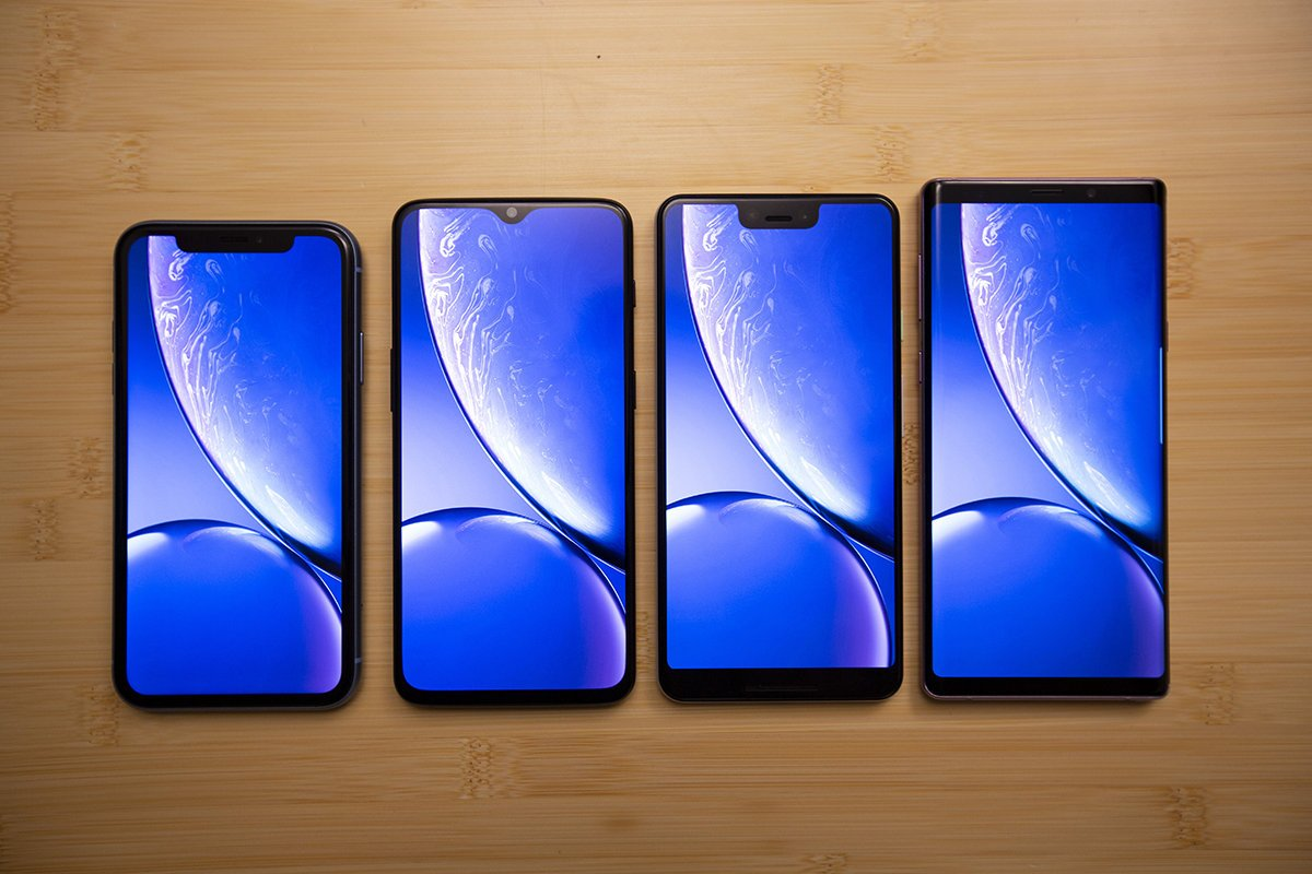 The iPhone XR has the same pixel density as iPhone 4, can you tell the difference?