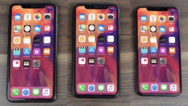 The iPhone XS and iPhone XC will be on sale from September 21st