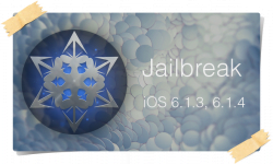 The Jailbreak for iOS 6.1.36.1.4 will be available before 2014