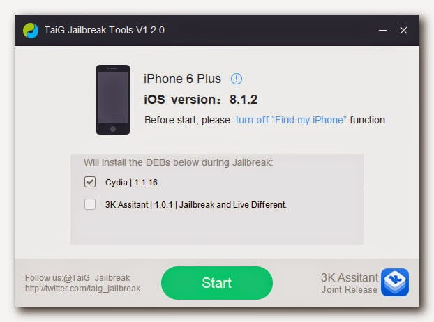 The Jailbreak Pangu iOS 8 and 8.1 for Mac Now Available