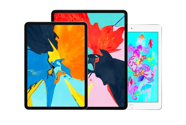 The new Apple iPad has a 44% brighter screen than the iPad Air