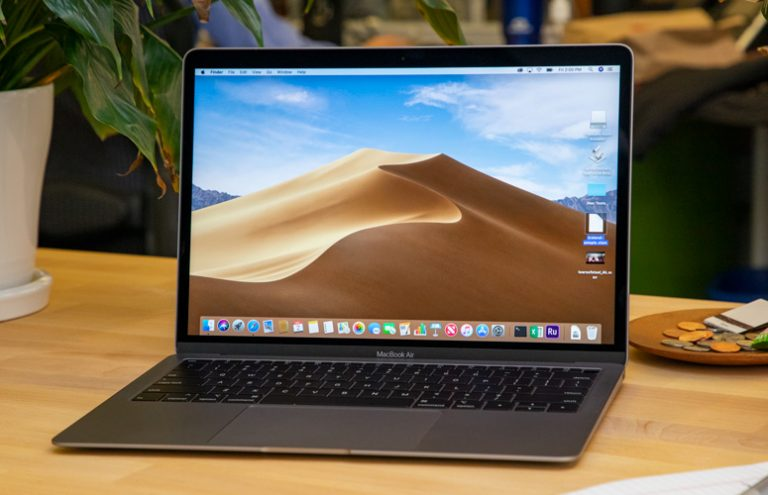 The New Apple Laptop vs. the Competition