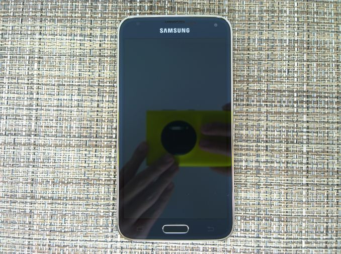 The New Galaxy S5 LTE-A vs. the Samsung Galaxy S5 in Video