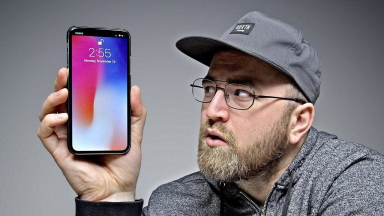 The New iFhone 8 is Watchable on Video