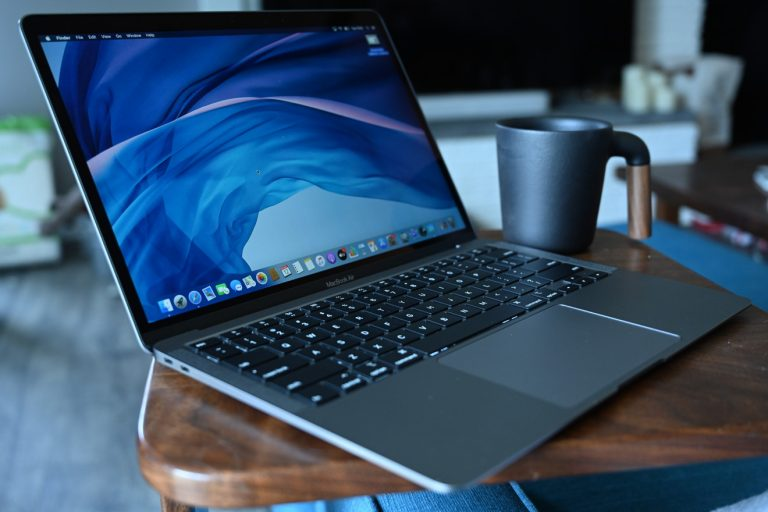 The new MacBook Air has a slower SSD