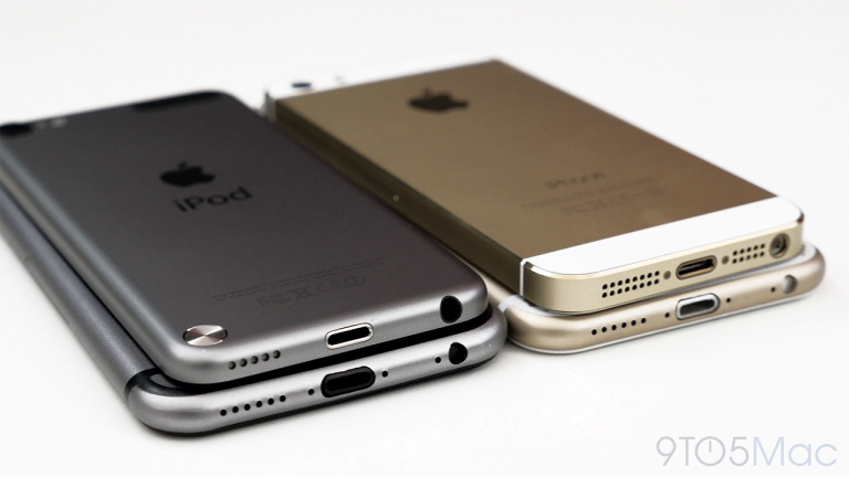 The Space Grey iPhone 5s and the Blue iPhone 5c are the Most Popular