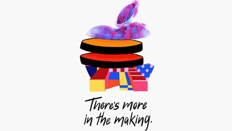 The special event on October 30th can be followed in certain Apple Stores