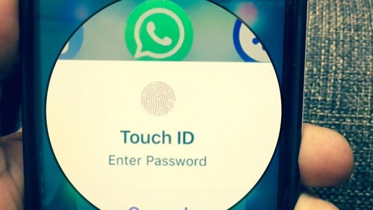 There is a trick to bypassing WhatsApp protection with Face ID or Touch ID