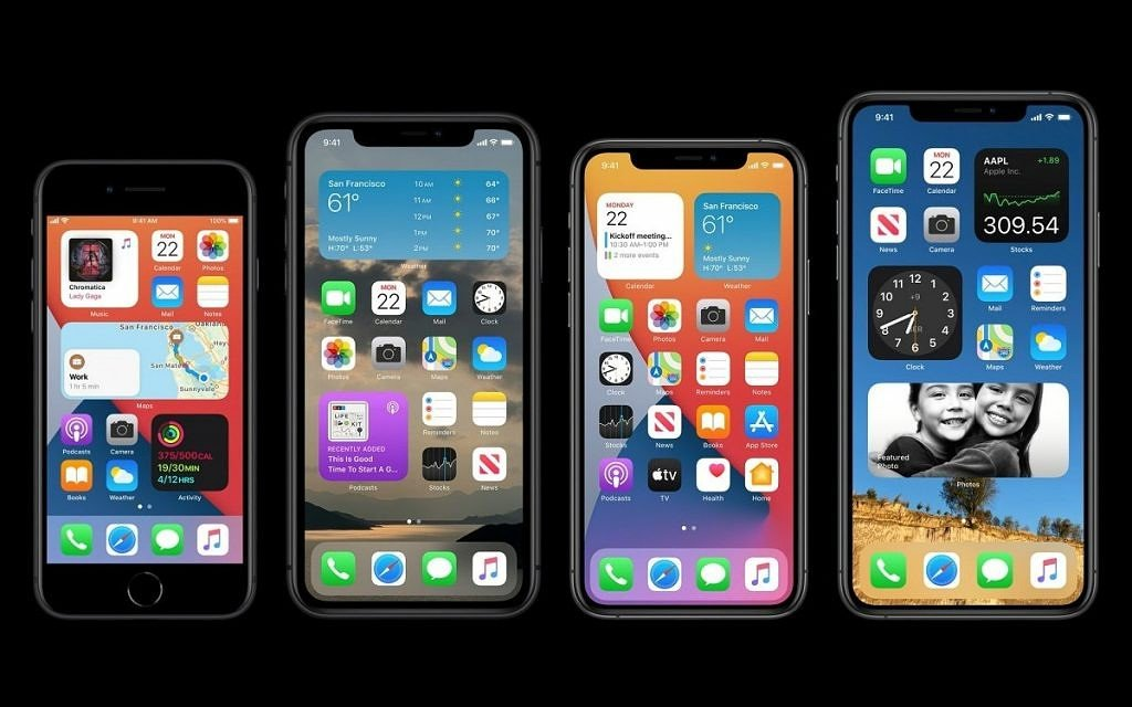 These are all the new features that Apple presented today