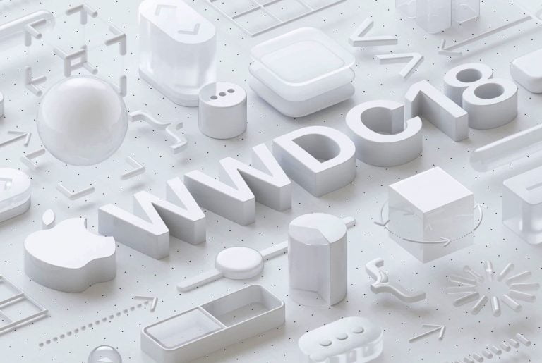 These are the exclusive wallpapers for WWDC 2018