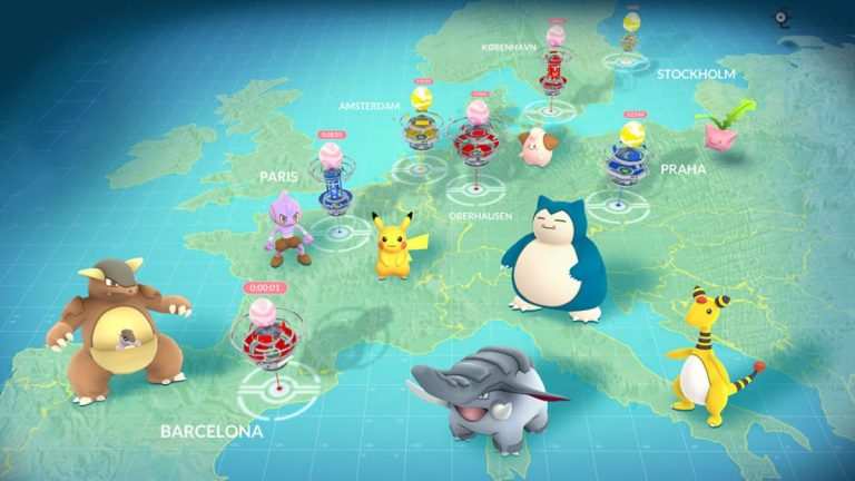 These are the Pokémon You Can't Catch Today in Pokémon GO