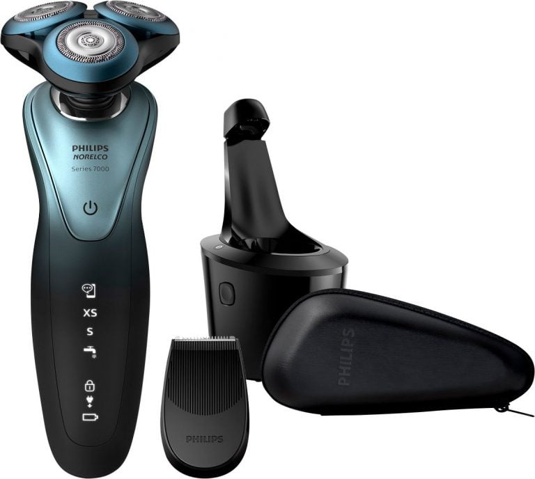 This accessory turns your iPhone into a shaver