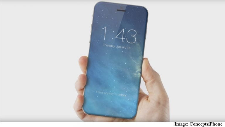 This Could Be the New iPhone 7 Home Touch Button