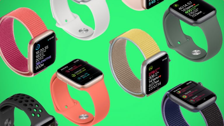 This is how the Apple Watch 3 records your data when you swim