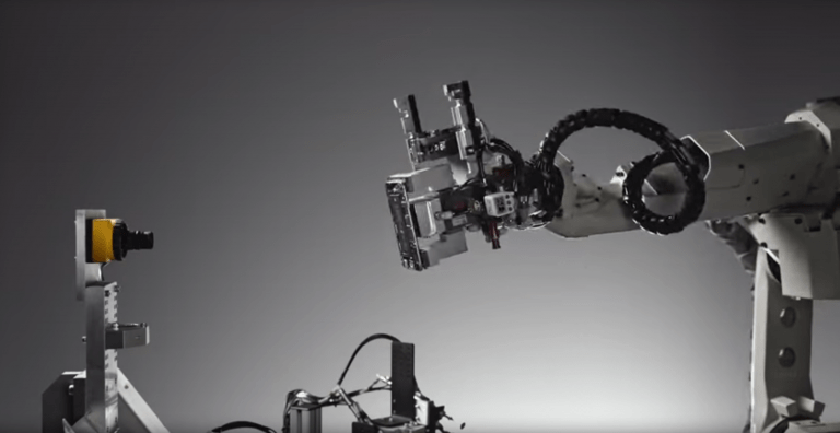 This is Liam, the Apple robot that takes apart the iPhone