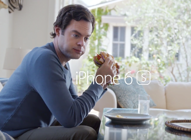 this is the hilarious new Apple commercial